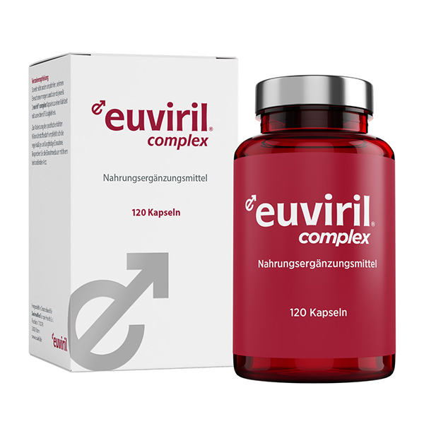 euviril complex - Zur Steigerung der Erektionsfähigkeit für ein aktives Liebesleben