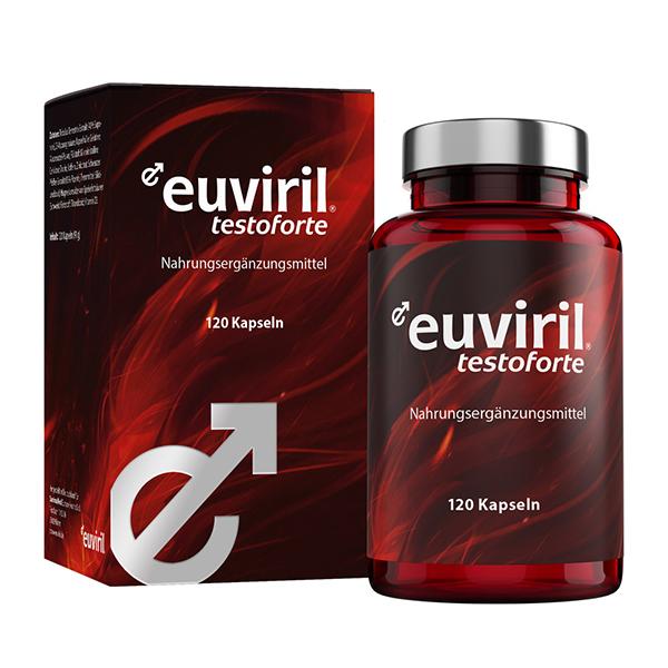 Zur diätetischen Behandlung von Testosteronmangel – für 100% Kraft, Potenz und Ausdauer